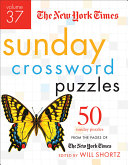 The New York Times Sunday Crossword Puzzles Volume 37