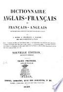 Dictionnaire anglais fran  ais et fran  ais anglais
