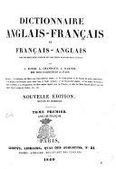 Book Dictionnaire anglais-français et français-anglais