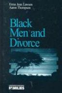 Black Men and Divorce