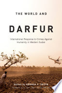 The World and Darfur A Range Of Disciplines Social History