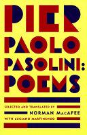 Pier Paolo Pasolini, Poems