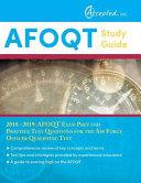 AFOQT Study Guide 2018 2019