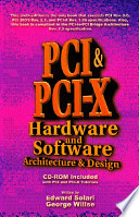 PCI and PCI-X Hardware and Software