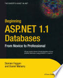 Beginning ASP.NET 1.1 Databases