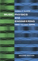 Music, Physics and Engineering