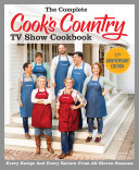The Complete Cook's Country TV Show Cookbook Season 11 Book