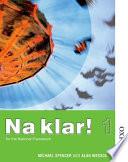 Na Klar 1 Student S Book 160 P 28 Cm