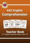 KS2 English Comprehension