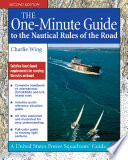 The One Minute Guide to the Nautical Rules of the Road