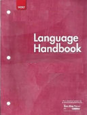 Literature Grade9 Language Handbook