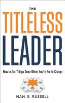 The Titleless Leader