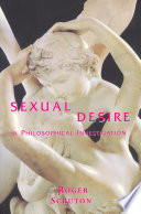 Sexual Desire : art and institutions, the author...