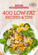 Good Housekeeping 400 Low Fat Recipes Tips