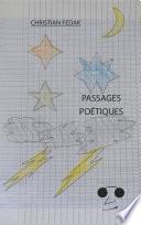 illustration Passages poétiques