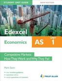 Edexcel as Economics Student Unit Guide