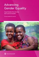 Advancing Gender Equality