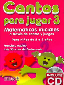 Cantos Para Jugar 3   Songs to Play 3