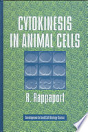 Cytokinesis in Animal Cells Free download PDF and Read online