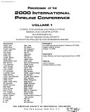 Proceedings of the     International Pipeline Conference