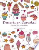 Desserts En Cupcakes Kleurboek Voor Volwassenen 2