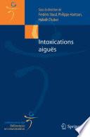 Les Intoxications Aigues - Volume 31 par Frédéric Baud, Philippe Hantson, Hafedh Thabet