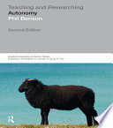 Teaching and Researching  Autonomy in Language Learning