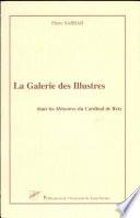 La galerie des illustres dans les Mémoires du Cardinal de Retz