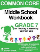 Common Core Middle School Workbook Grade 7