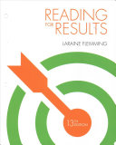 Reading for Results   Mindtap Developmental English  6 month Access