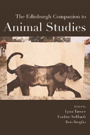 Edinburgh Companion to Animal Studies