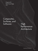 Composites Surfaces And Software