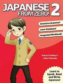 Japanese from Zero