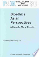 Bioethics  Asian Perspectives