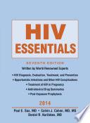 HIV Essentials 2014  7th Edition