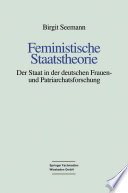 Feministische Staatstheorie