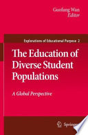 The Education Of Diverse Student Populations