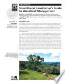 Small Parcel Landowner S Guide To Woodland Management