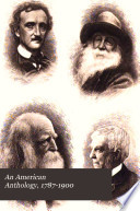 An American Anthology  1787 1900