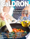 CaLDRON Magazine  May 2015