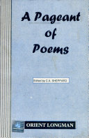 A Pageant Of Poems