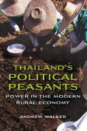 Thailand   s Political Peasants