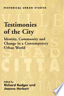 Testimonies of the City