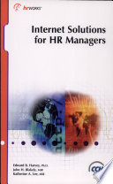 Internet Solutions for HR Managers
