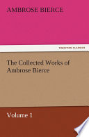 download ebook the collected works of ambrose bierce pdf epub
