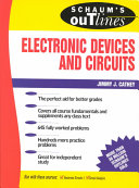 Schaum s Outline of Theory and Problems of Electronic Devices and Circuits