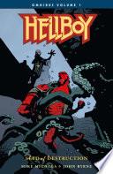 Hellboy Omnibus Volume 1  Seed of Destruction