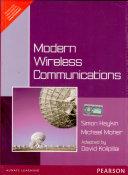 Modern Wireless Communications