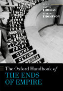 Book The Oxford Handbook of the Ends of Empire
