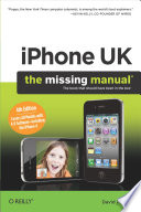 iPhone UK  The Missing Manual